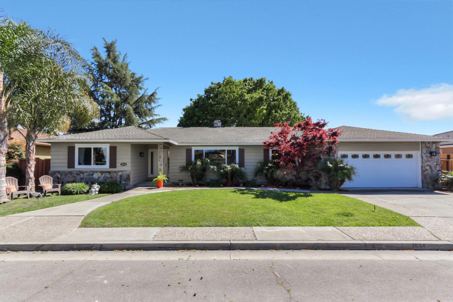 2634 Maplewood LN, Santa Clara, California