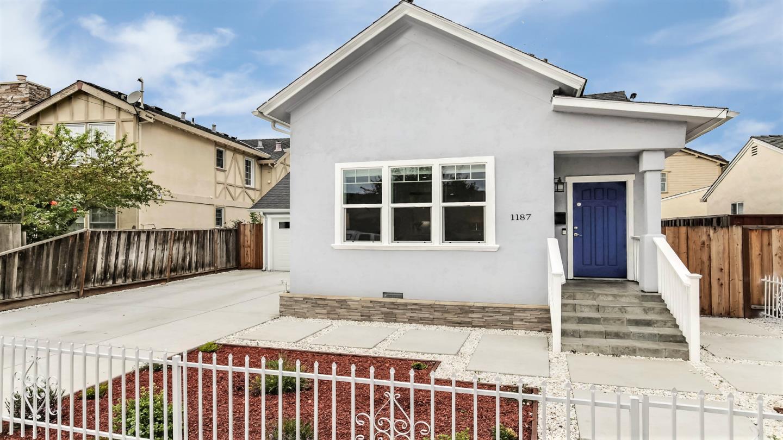 1187 Reed ST, Santa Clara, California