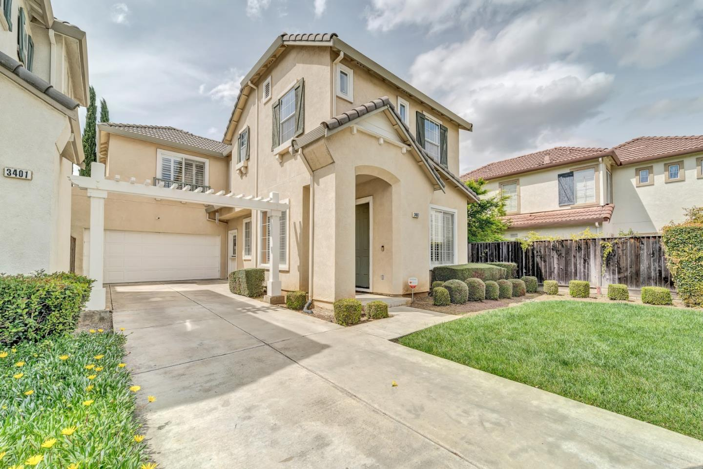 Detail Gallery Image 1 of 1 For 3407 Wasson Ct, San Jose, CA, 95148 - 3 Beds   2/1 Baths
