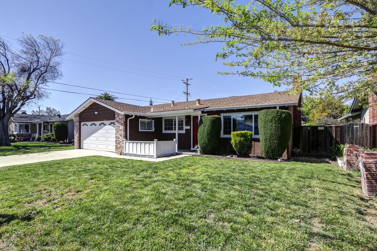 1383 Lindsay WAY, SAN JOSE, California