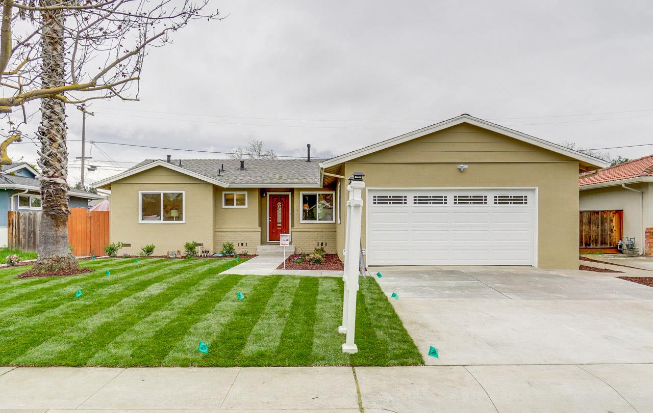 Detail Gallery Image 1 of 1 For 135 Butler St, Milpitas, CA 95035 - 3 Beds | 2 Baths