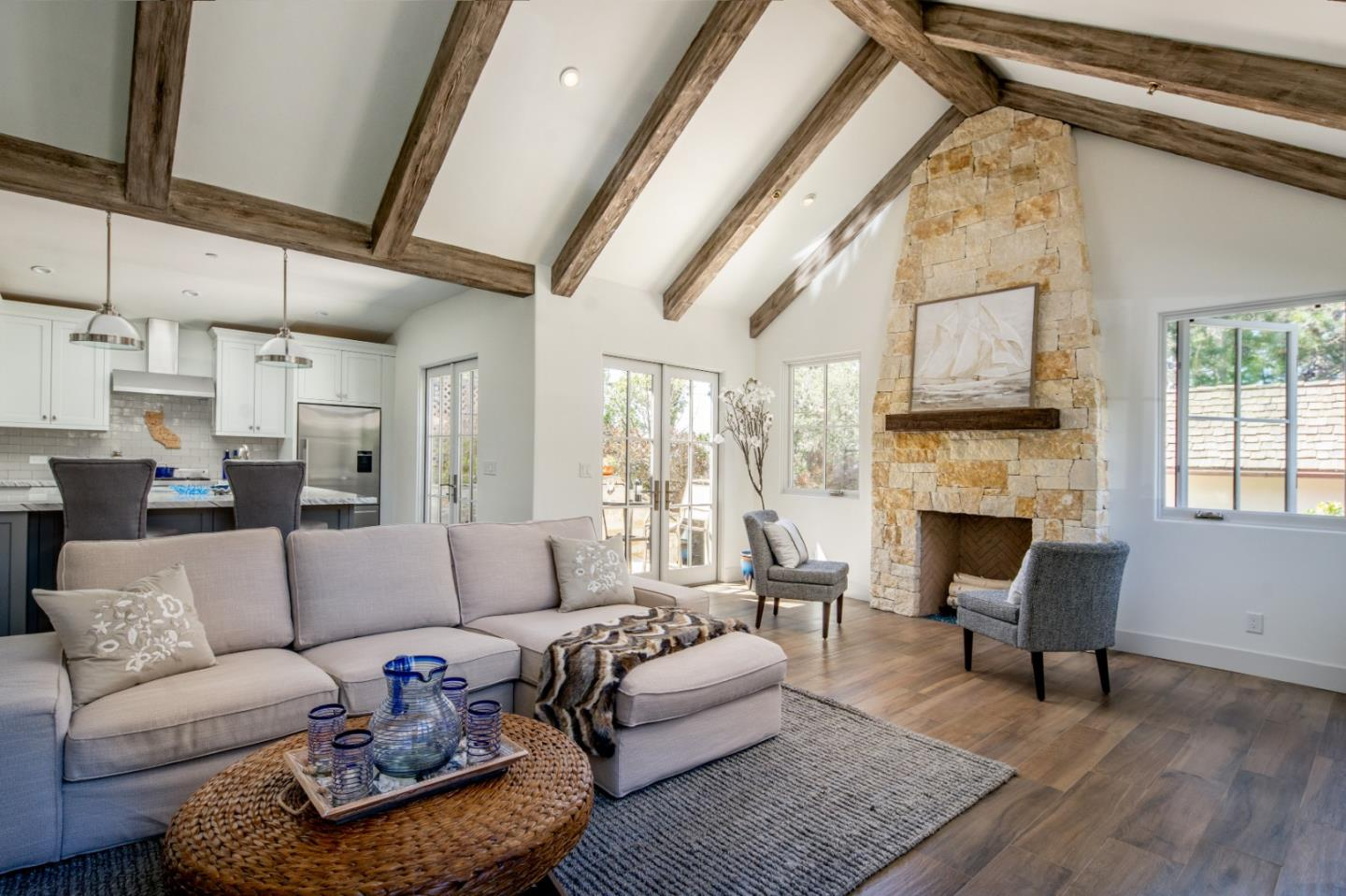 Detail Gallery Image 1 of 1 For Corner Sw Santa Fe And Second St, Carmel, CA 93921 - 3 Beds | 2 Baths