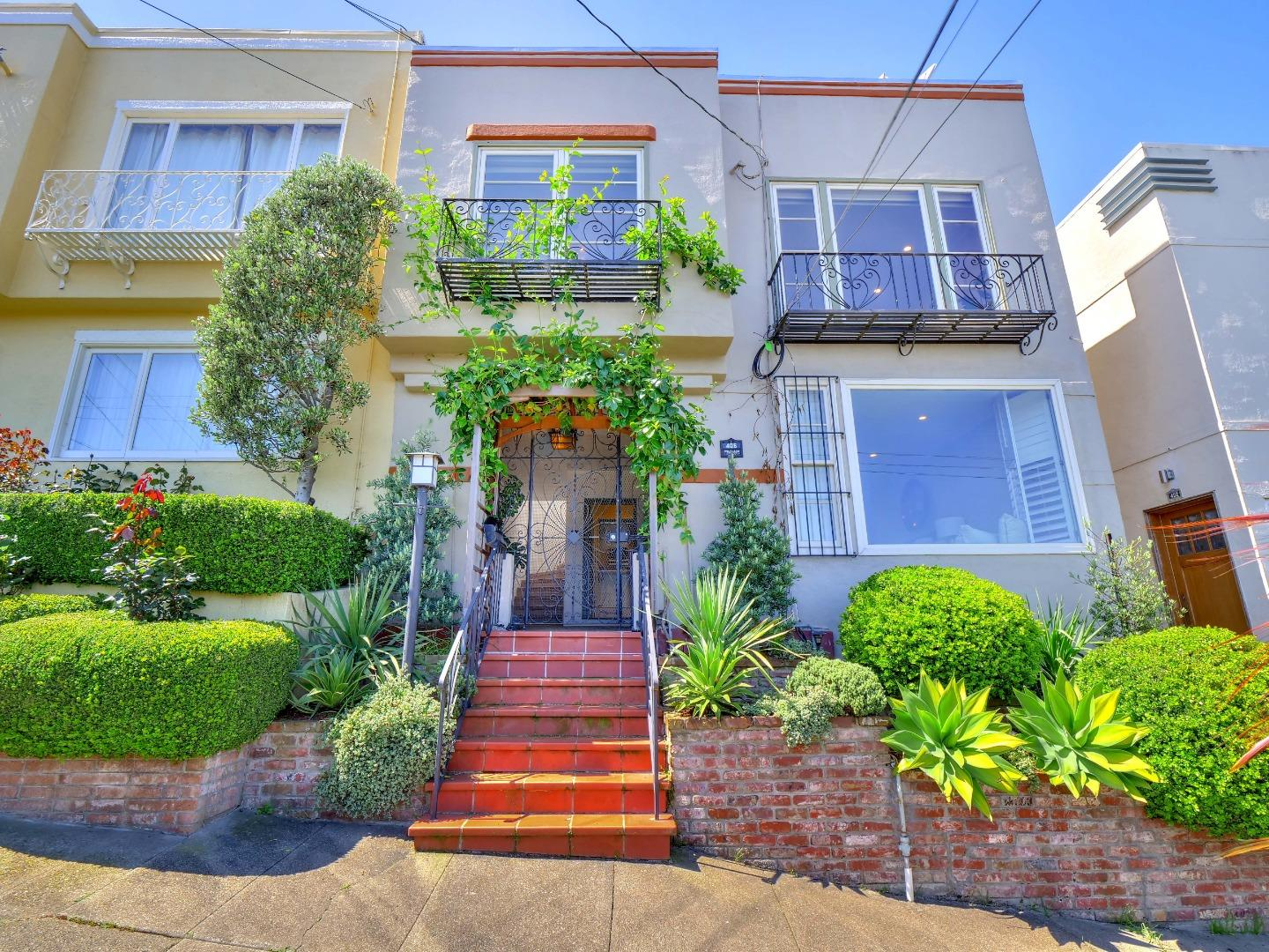 Photo of  406 Douglass Street San Francisco 94114
