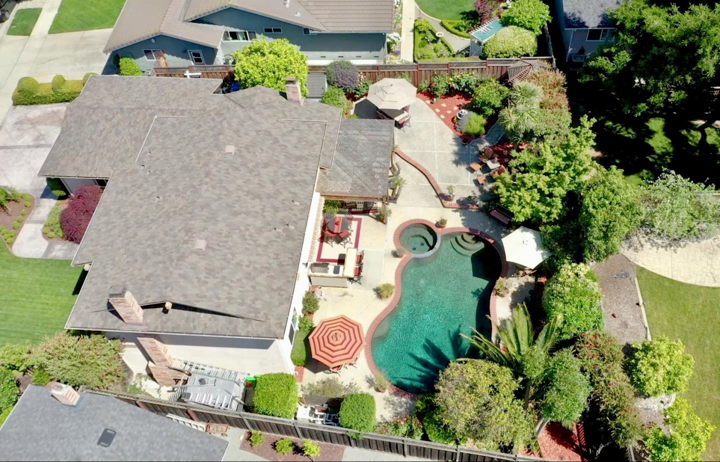 Detail Gallery Image 1 of 60 For 1486 Almaden Valley Dr, San Jose, CA, 95120 - 4 Beds | 2/1 Baths