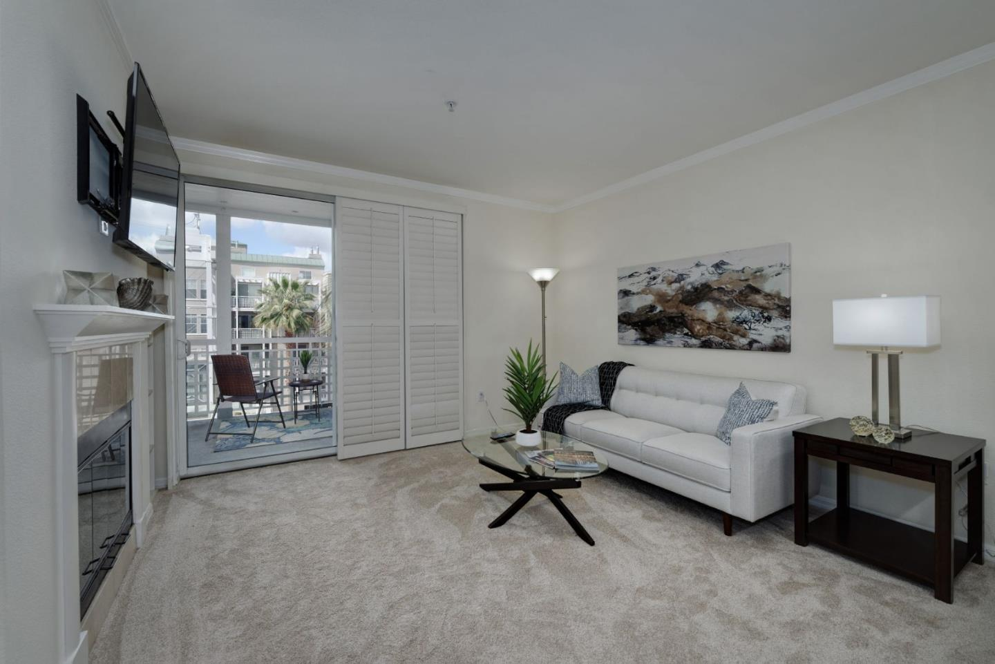 Detail Gallery Image 1 of 1 For 3901 Lick Mill Blvd #301, Santa Clara, CA, 95054 - 1 Beds | 1 Baths