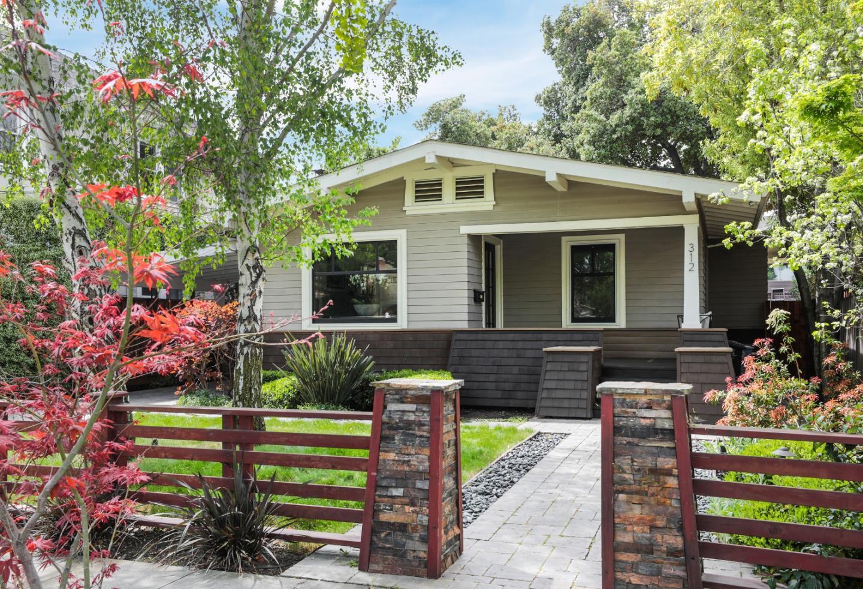 312 Emerson ST, Palo Alto New Listings Real Estate