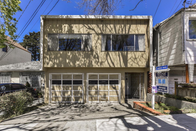 Image for 212 Sagamore Street, <br>San Francisco 94112