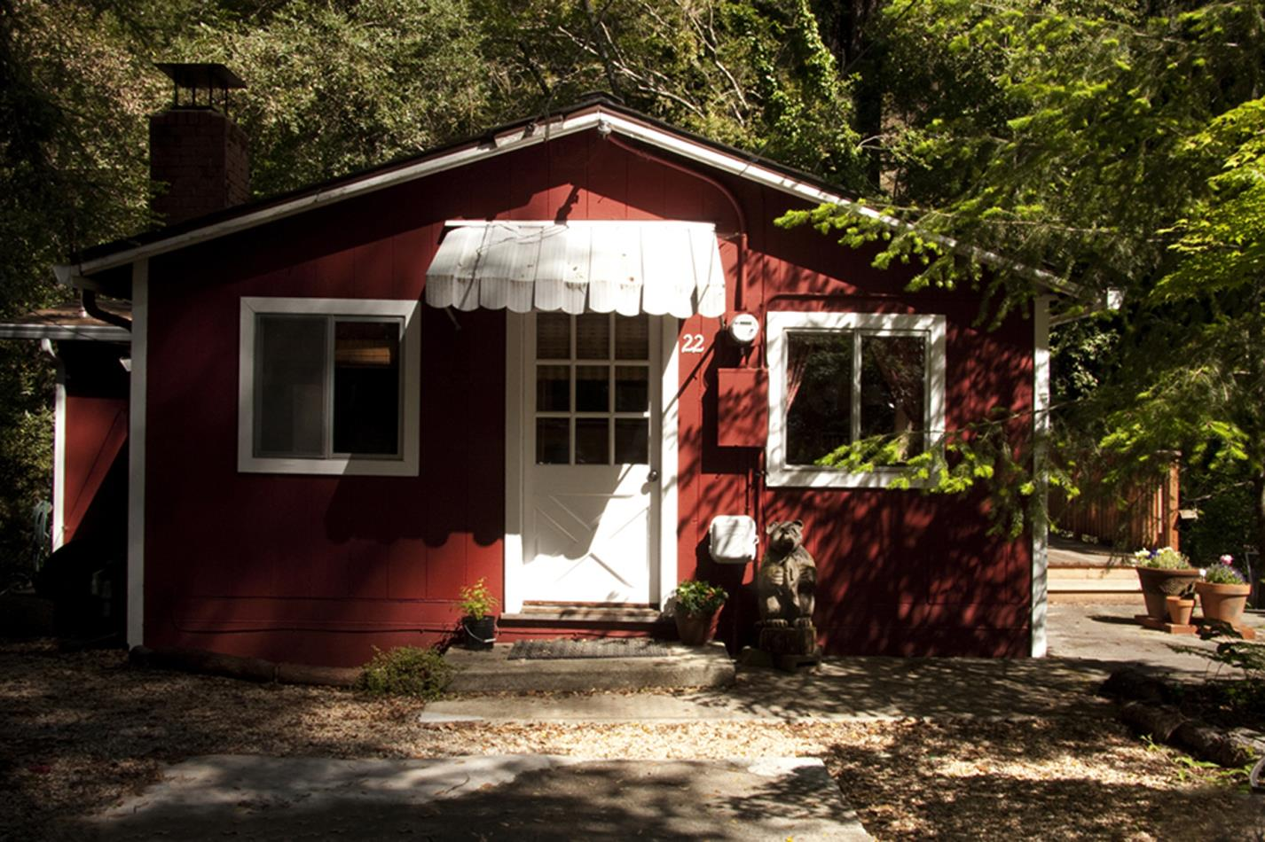 Detail Gallery Image 1 of 1 For 13550 Bear Creek Rd #22, Boulder Creek, CA 95006 - 2 Beds | 1 Baths