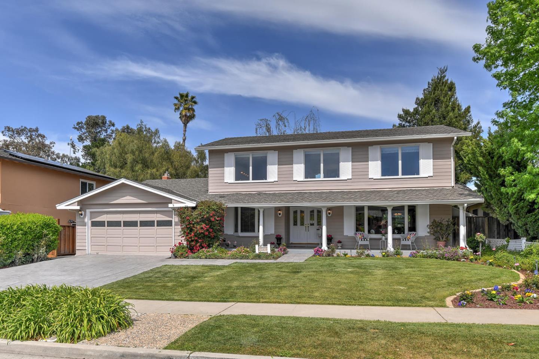 Detail Gallery Image 1 of 1 For 6832 Tunbridge Way, San Jose,  CA 95120 - 5 Beds | 3 Baths