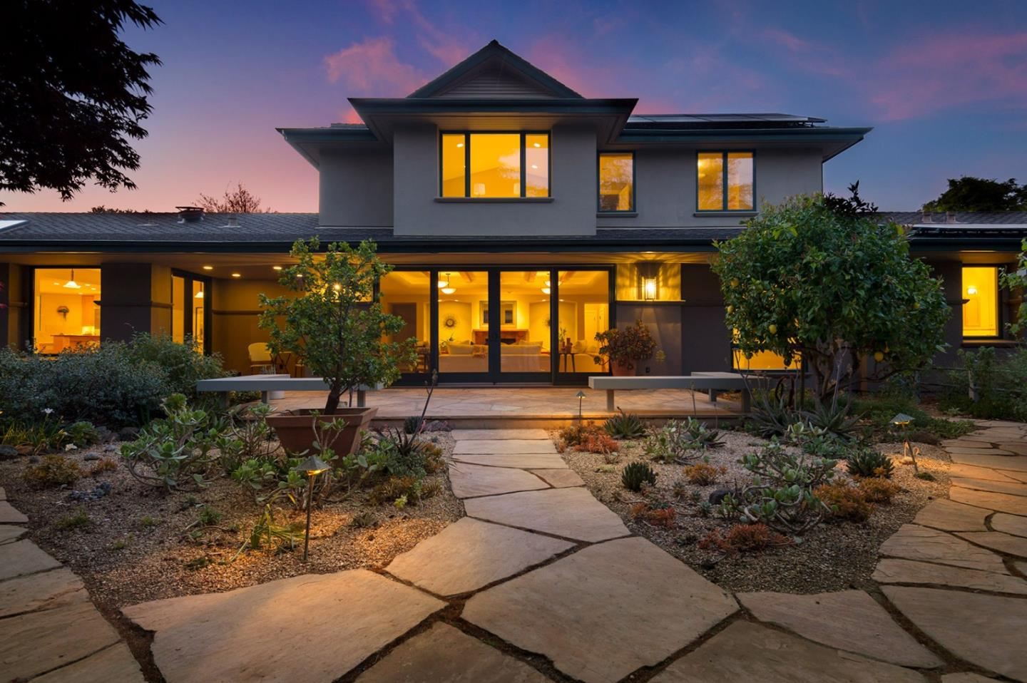 Detail Gallery Image 1 of 1 For 241 N Clark Ave, Los Altos, CA, 94022 - 4 Beds | 3/1 Baths