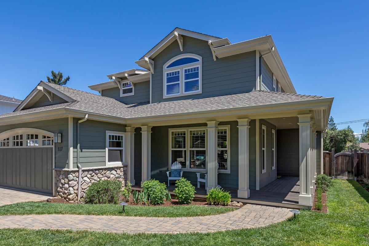 Detail Gallery Image 1 of 1 For 317 Silvia Dr, Los Altos, CA, 94024 - 4 Beds | 3/1 Baths