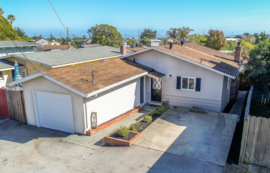 Ready to live the beach lifestyle? This is your opportunity to get a cute home in an outstanding location at a great price! This beach house is a wonderful place for your primary residence and would also make a terrific vacation home. With a great room and open floor plan, sunny deck, low maintenance yard and attached garage this home has everything you need. The living space is all on one level and would make a great new home for anyone downsizing. Beach access is just a short stroll away at the Beach Gate Trail or State Park entrance. No need for a car when you can walk or bike to the charming shops of Seacliff, the brand-new Aptos New Leaf Market, and growing number of coffee shops and restaurants in the remodeled Rancho Del Mar Shopping Center and new Aptos Village. Come see this property today as opportunities like this don't come up often or last long!