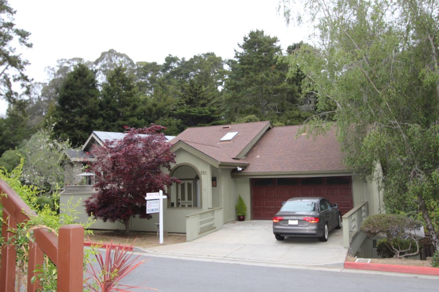 Detail Gallery Image 1 of 1 For 261 Dry Creek Rd, Aptos, CA, 95003 - 3 Beds | 2/1 Baths