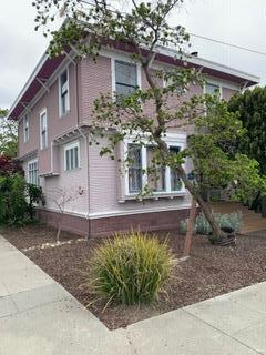 Character,Charm,Legal Newer ADU,Potential all describe this fantastic opportunity in coveted upper west Santa Cruz location. Close proximity to downtown activities, university, with quick freeway access on one of Santa Cruz's best streets. The house is older and needs some TLC(See reports) however sweat equity will surely be rewarded here. Large house has been reconfigured by long time owner for personal needs but was a 4br according to county records. Buyer to verify all sq ft and measurements. Ideal for contractor looking to live in lega,custom detached ADU above 2 car garage and maximize potential of vintage house