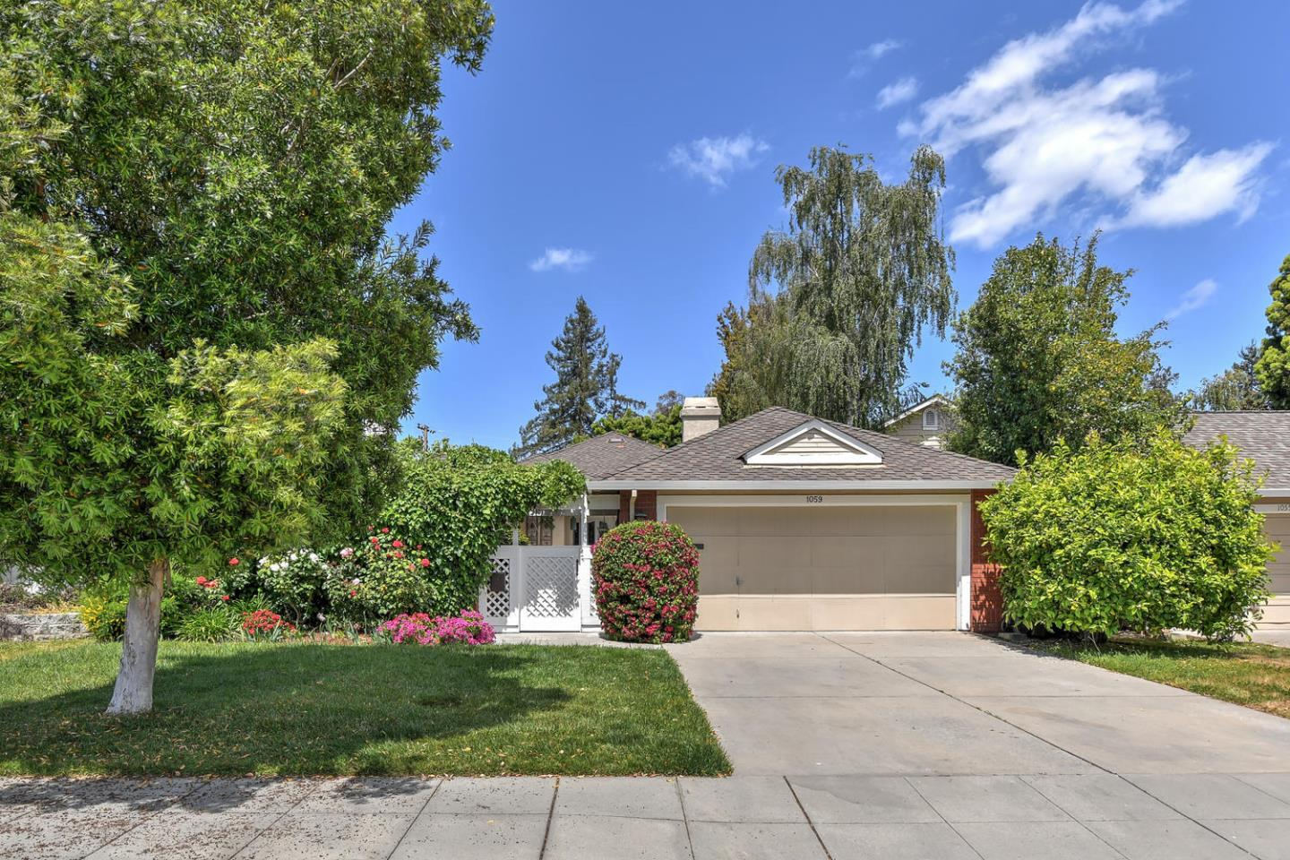 Detail Gallery Image 1 of 1 For 1059 Carson Dr, Sunnyvale, CA 94086 - 3 Beds | 2 Baths