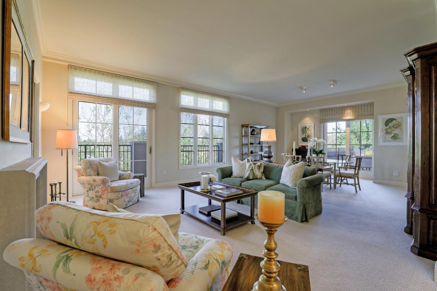 Detail Gallery Image 1 of 1 For 555 Byron St #403, Palo Alto, CA 94301 - 3 Beds | 2/1 Baths