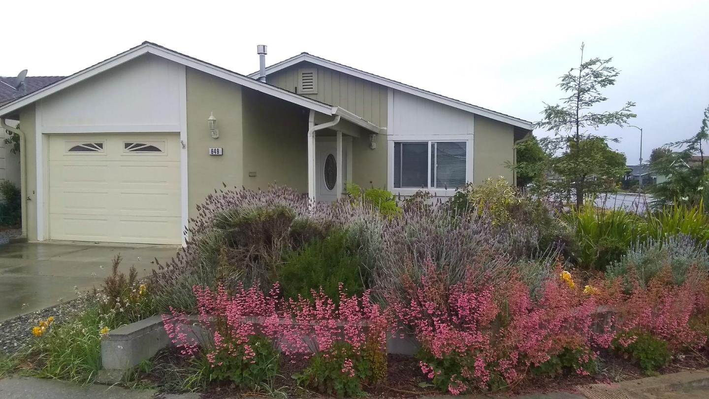 Detail Gallery Image 1 of 1 For 649 Pippin Ln, Watsonville, CA, 95076 - 2 Beds | 1 Baths