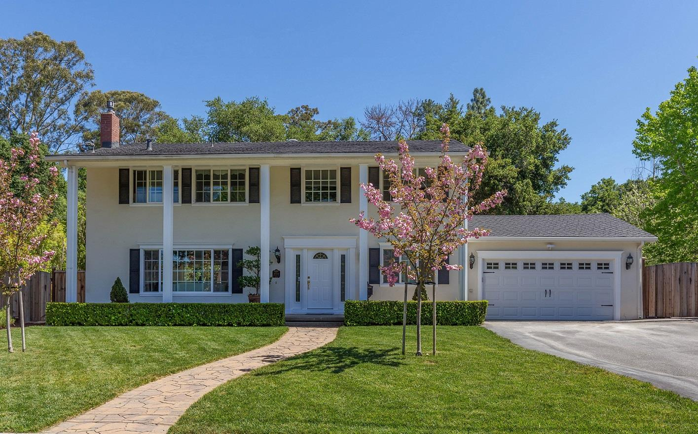 Detail Gallery Image 1 of 1 For 19704 Braemar Dr, Saratoga, CA, 95070 - 5 Beds | 2/1 Baths