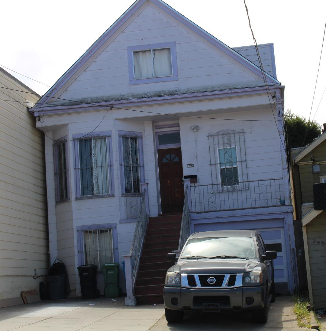 Photo of  256 Gambier Street San Francisco 94134