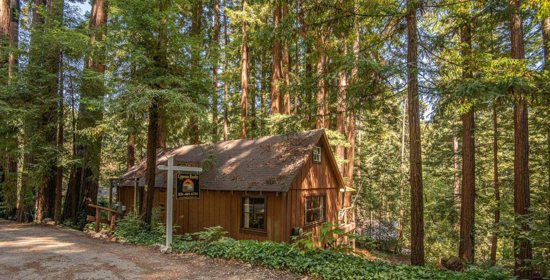Detail Gallery Image 1 of 18 For 418 Hillside Dr, Boulder Creek, CA 95006 - 1 Beds   1 Baths