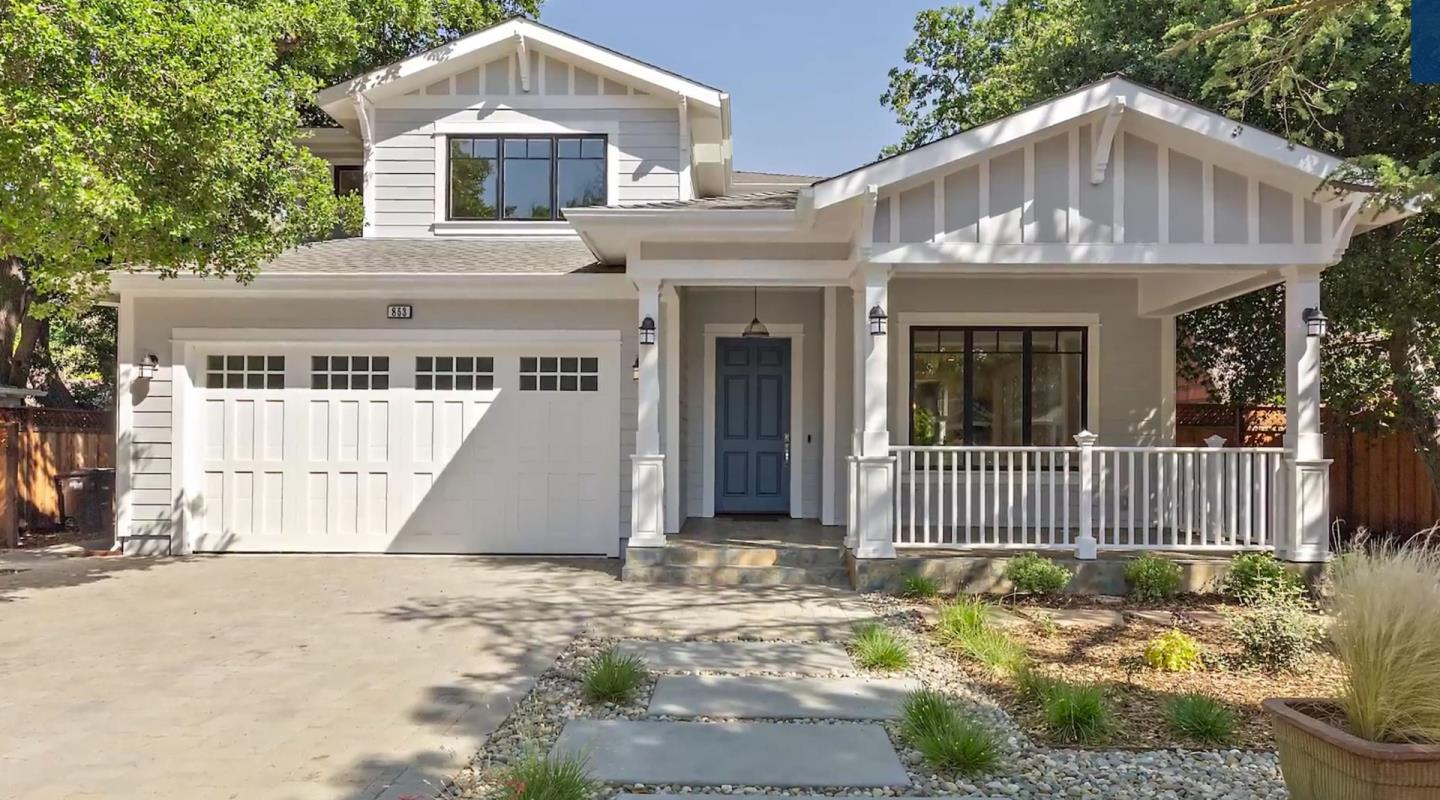 Detail Gallery Image 1 of 35 For 853 La Para Ave, Palo Alto, CA 94306 - 5 Beds | 4/1 Baths
