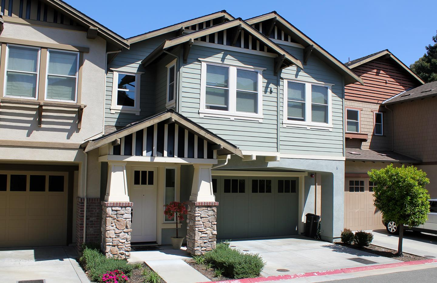 Detail Gallery Image 1 of 1 For 18855 Brookside Cir, Saratoga, CA, 95070 - 3 Beds | 2/1 Baths