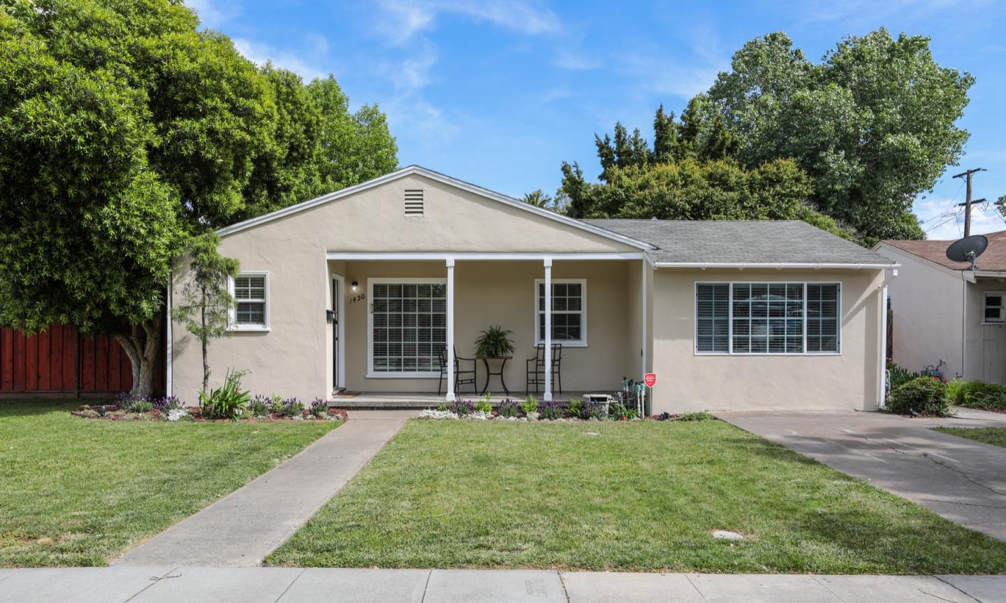 Detail Gallery Image 1 of 1 For 1450 Darlene Ave, San Jose,  CA 95125 - 3 Beds   2 Baths