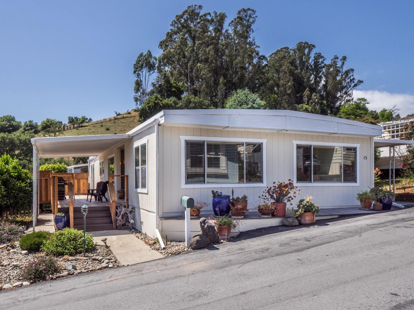 Detail Gallery Image 1 of 59 For 270 Hames Rd #13, Corralitos, CA 95076 - 2 Beds | 1/1 Baths