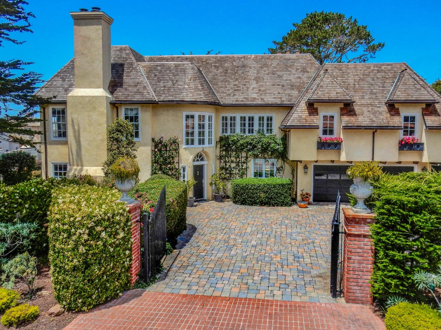 Detail Gallery Image 1 of 1 For 1028 Marcheta Ln, Pebble Beach, CA 93953 - 4 Beds | 3/1 Baths