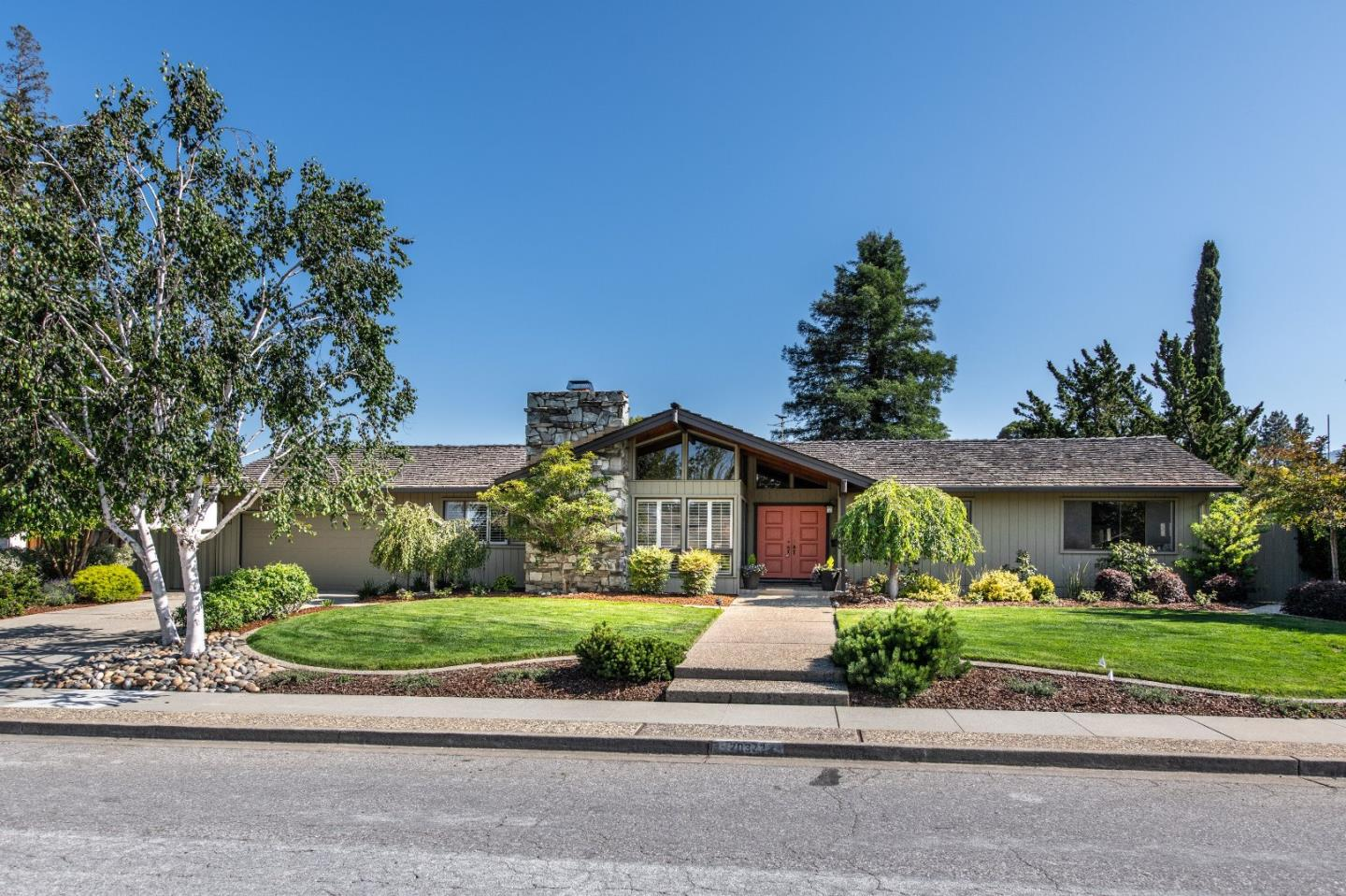 Detail Gallery Image 1 of 1 For 20372 Miljevich Dr, Saratoga, CA 95070 - 4 Beds | 2/1 Baths