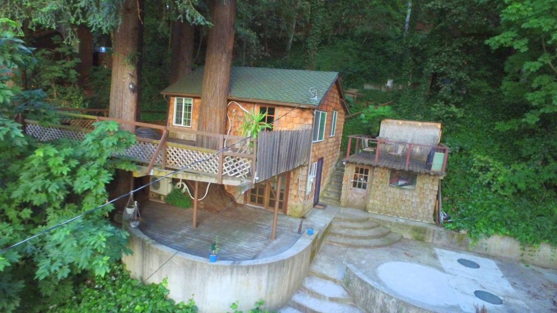 Homes,Land,Los Gatos Mountains,Santa Cruz Mountains,Cruz