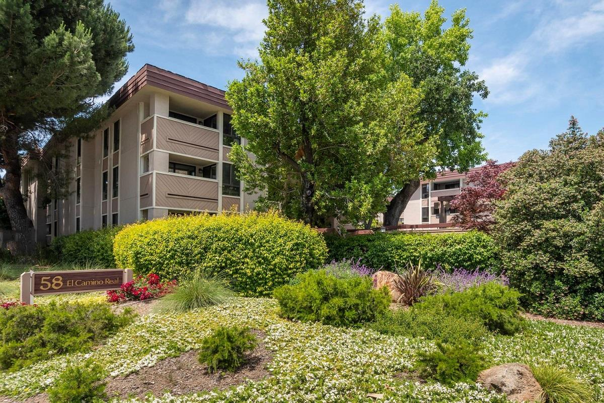 Detail Gallery Image 1 of 1 For 58 N El Camino Real #110, San Mateo, CA 94401 - 2 Beds | 2 Baths