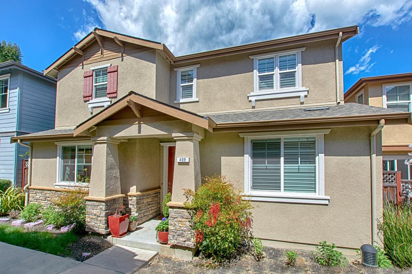 Detail Gallery Image 1 of 27 For 409 Pioneer Ln, Scotts Valley, CA 95066 - 4 Beds   3 Baths