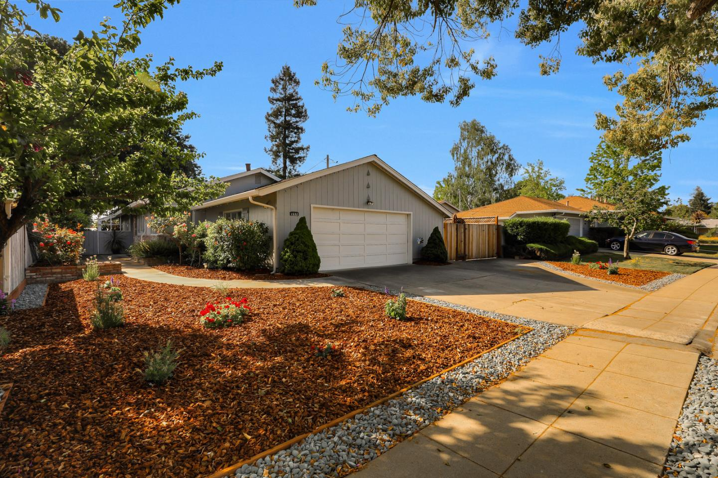 Detail Gallery Image 1 of 1 For 1532 Dominion Ave, Sunnyvale, CA 94087 - 3 Beds | 2 Baths