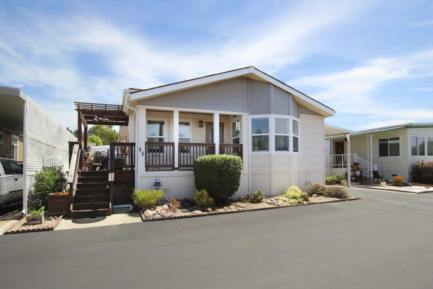 Detail Gallery Image 1 of 1 For 55 Greco St #55, Aptos, CA 95003 - 2 Beds | 2 Baths