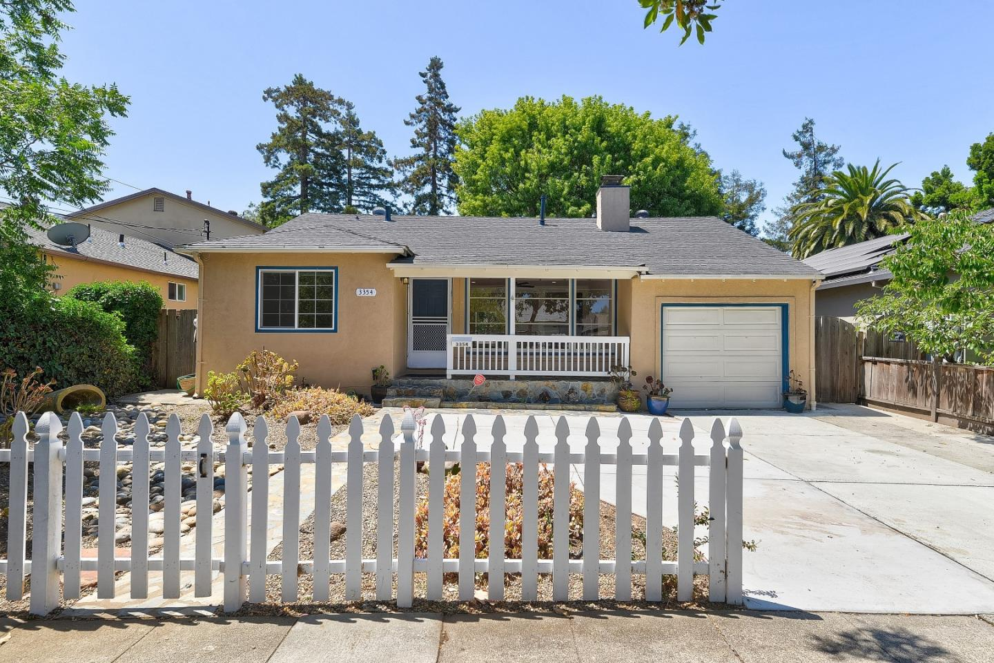 3354 Page ST, Redwood City, California