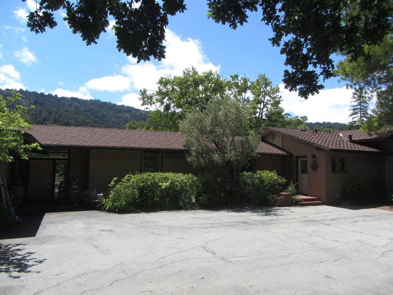 340 Kings Mountain RD Woodside, CA 94062
