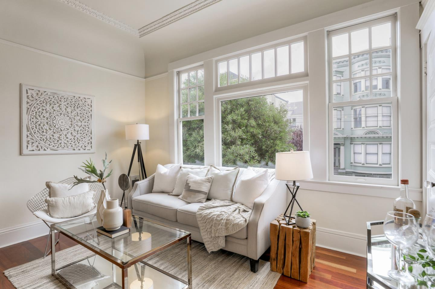 Detail Gallery Image 1 of 1 For 262 Frederick St #2, San Francisco, CA 94117 - 1 Beds | 1 Baths