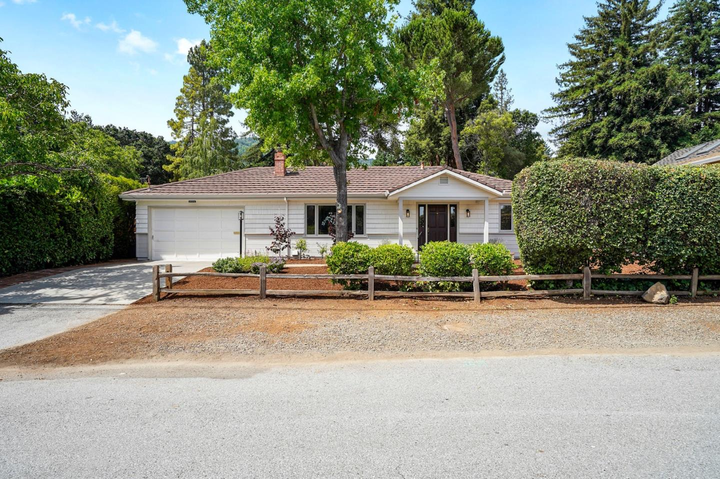 Detail Gallery Image 1 of 1 For 20560 Komina Ave, Saratoga,  CA 95070 - 4 Beds | 2 Baths