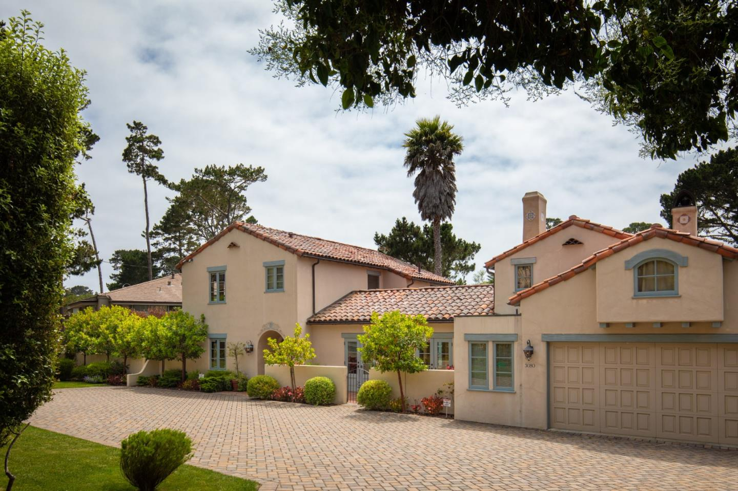 Detail Gallery Image 1 of 1 For 3080 Stevenson Dr, Pebble Beach,  CA 93953 - 3 Beds   3/1 Baths