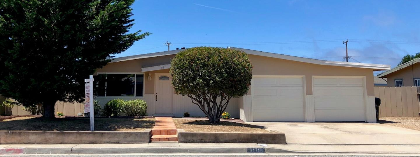 Detail Gallery Image 1 of 1 For 1761 Napa St, Seaside,  CA 93955 - 3 Beds | 1/1 Baths