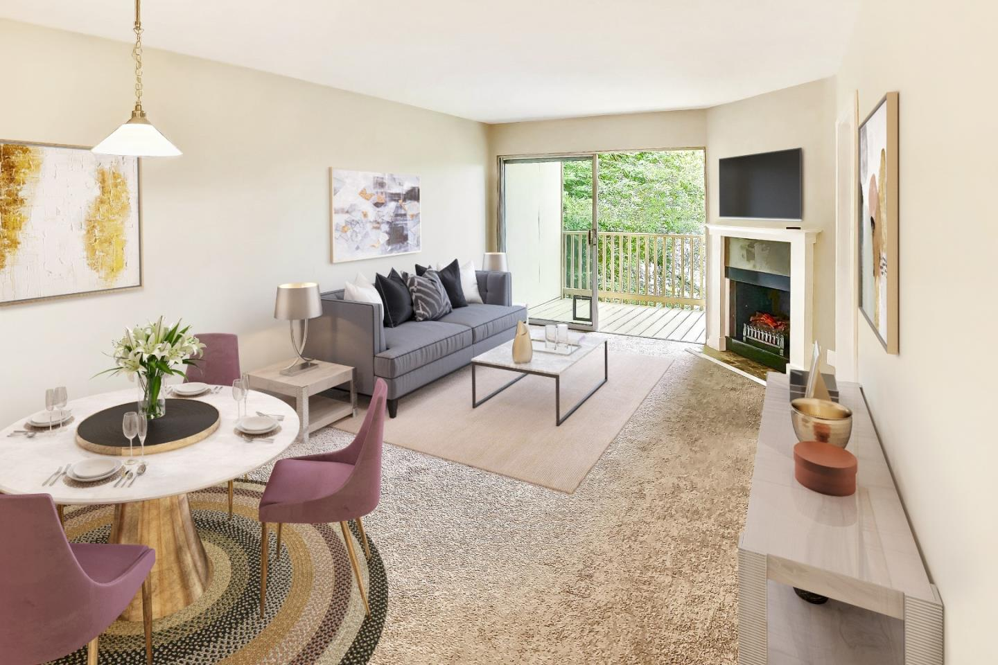 Detail Gallery Image 1 of 1 For 375 Mandarin Dr #210, Daly City, CA 94015 - 2 Beds | 1/1 Baths