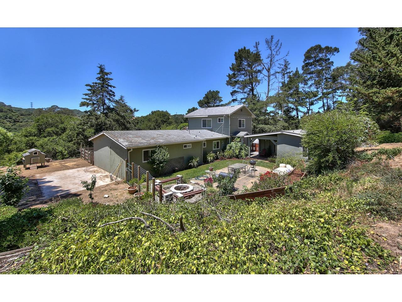 Detail Gallery Image 1 of 1 For 1395 San Miguel Canyon Rd #A,  Royal Oaks,  CA 95076 - 4 Beds | 2 Baths