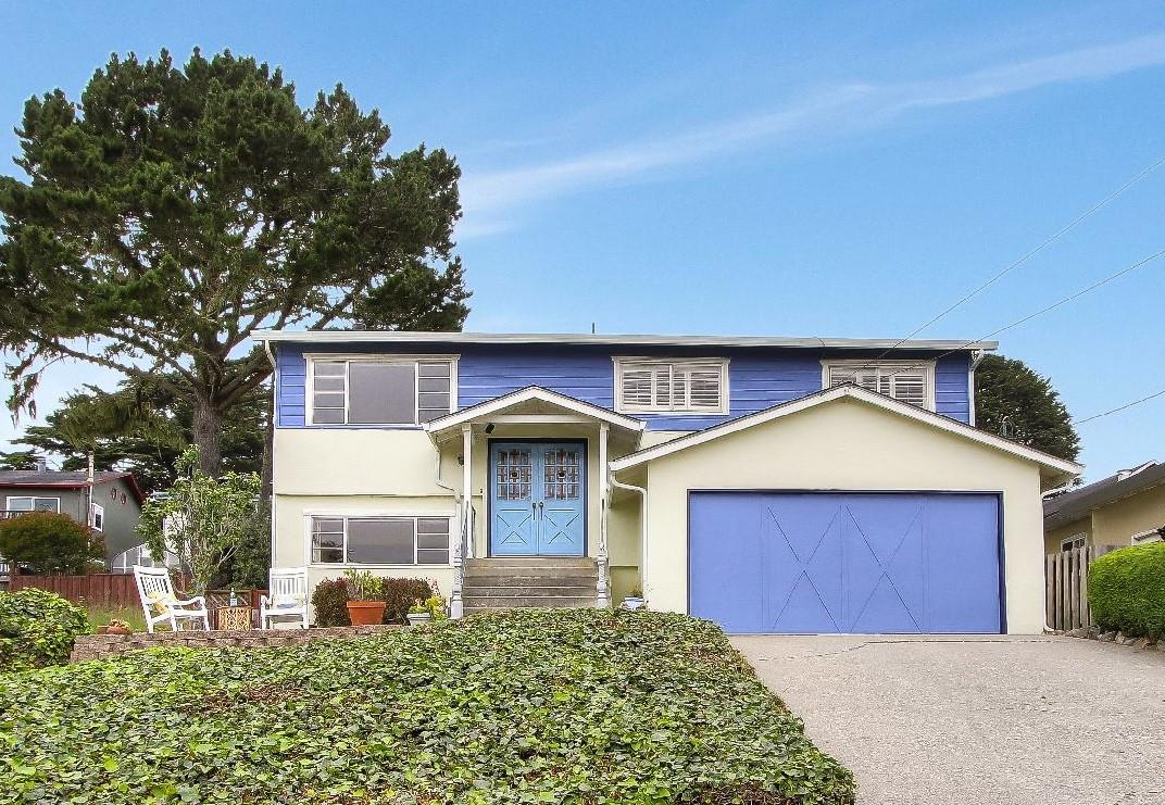 Detail Gallery Image 1 of 1 For 847 Sierra St, Moss Beach,  CA 94038 - 3 Beds   2 Baths