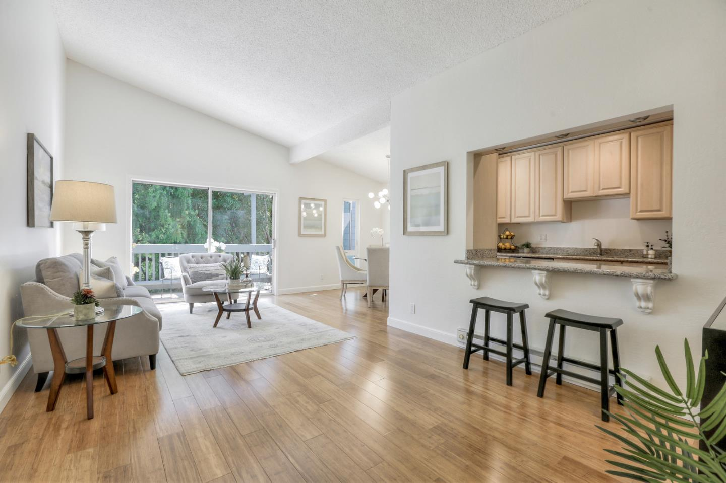 Detail Gallery Image 1 of 1 For 4185 George Ave #4, San Mateo, CA 94403 - 1 Beds | 1 Baths