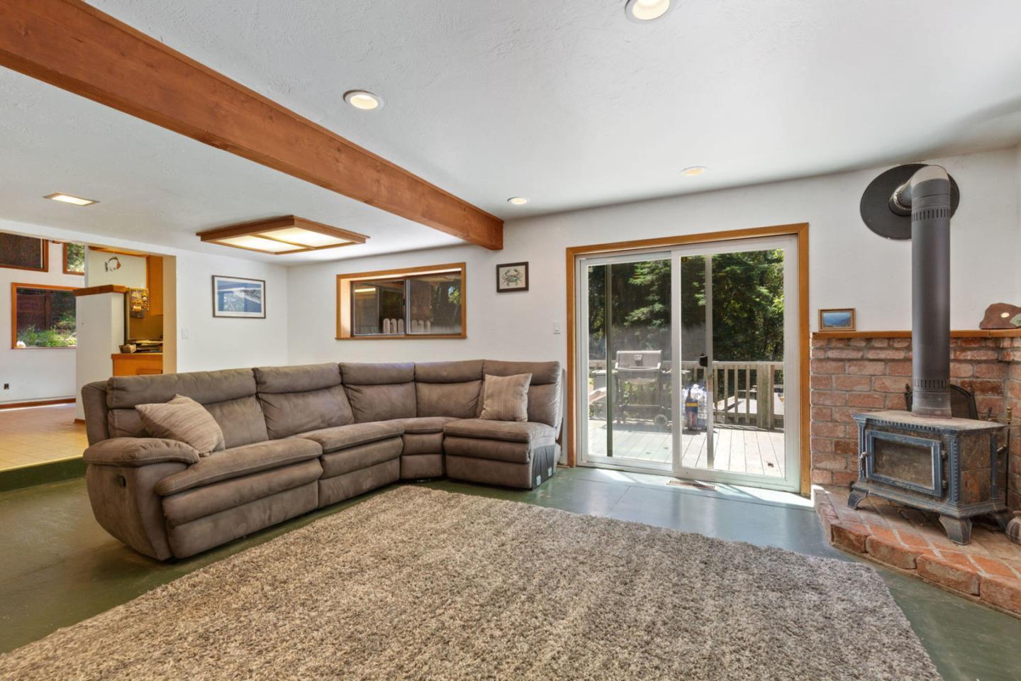 Detail Gallery Image 1 of 1 For 208 Emerald Forest Ln, Santa Cruz, CA 95060 - 2 Beds | 2/1 Baths