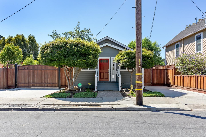 1615 Oak AVE, Redwood City, California
