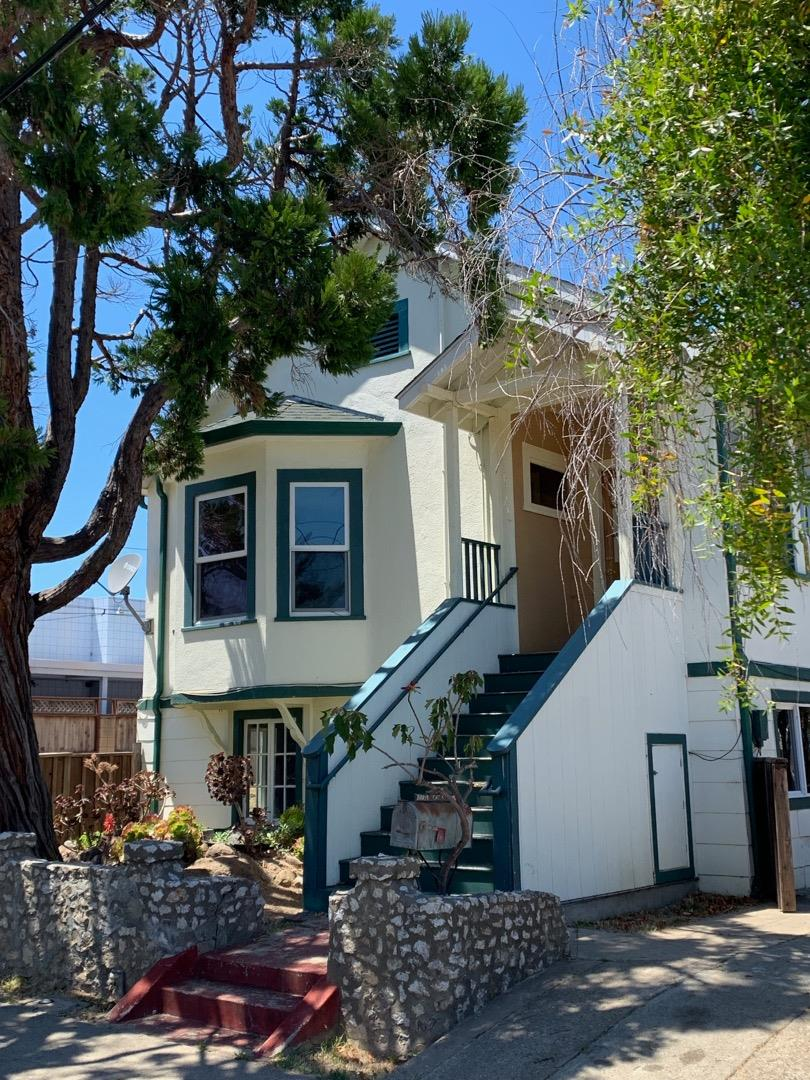 """This is an """"As- Is"""" sale with no representations or warranties. Sealed Bids / Offers are due on or before 5:00 P.M., September 11, 2019. This Rare San Bruno fixer-upper is situated on a large lot with a full basement and contains 1,320 sf  (public record) on a 9,920 sf lot. This property is conveniently located within walking to shopping, transportation and Lomita Park Elementary School.   Good potential, ready for a first-time buyer or developer."""