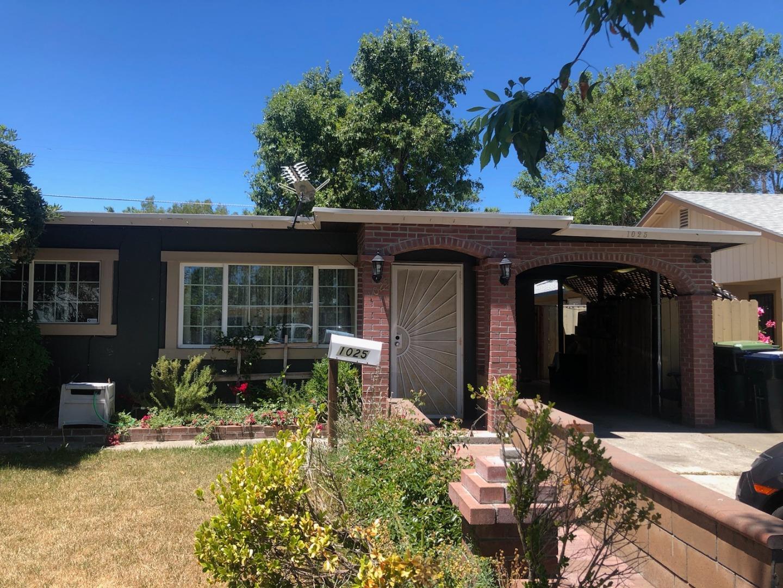 1025 Hayes Street Fairfield, CA 94533
