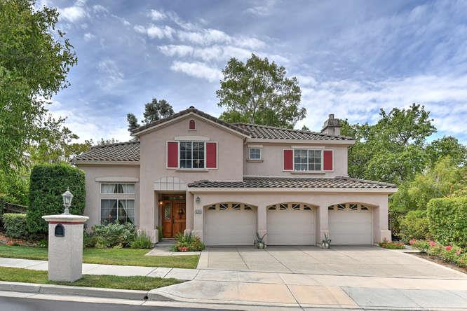 5343 Ligurian DR, Evergreen, California